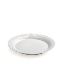 Kähler Hammershøi mellem tallerken i hvid