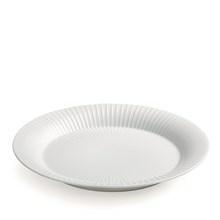 Kähler Hammershøi stor tallerken i hvid
