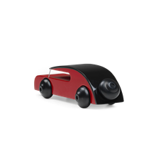 Kay Bojesen Automobil i rød