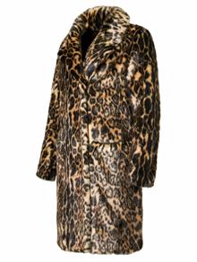 ROCKANDBLUE Kelly jakke i leopard
