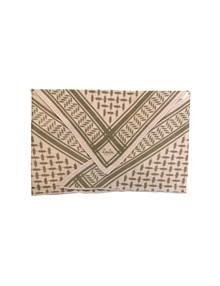 Lala Berlin Triangle Trinity Classic S tørklæde i lyserød