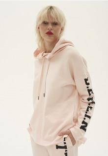 Lala Berlin Quinn sweatshirt i lyserød