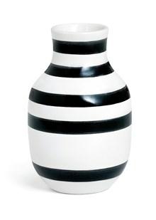 Kähler Omaggio lille vase sort