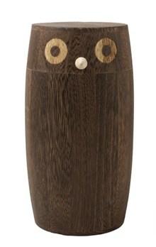 Arhøj Studio keramik Bird Jar Træfigurs opbevaring