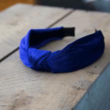 Lé Mosh Vilma hårbøjle i blå