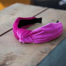 Lé Mosh Vilma hårbøjle i pink