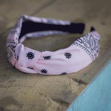 Lé Mosh Swag Hårbøjle i rosa