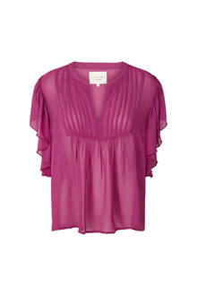Lollys Laundry Isabel top i Lilac
