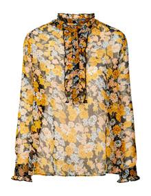 Lollys Laundry Franka skjorte i blomstret
