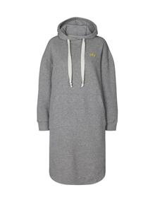 Lollys Laundry Lupa sweatshirt kjole i grå