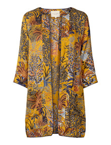 Lollys Laundry Sika Kimono i mønstret
