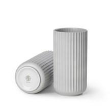 Karakter grå Lyngby vase 10 cm