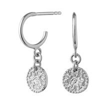 Maanesten Mathilde øreringe i sølv