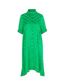 Mads Nørgaard Dancella kjole i grøn
