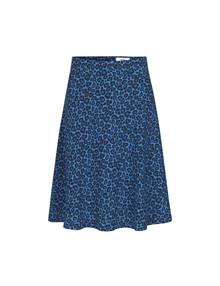 Mads Nørgaard Leo Jungle Stelly C nederdel i blå