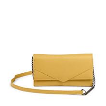 Markberg Neha Crossbody taske i gul