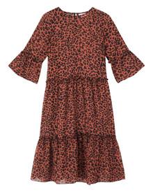 Moves by Minimum Hulaja kjole i rød leo