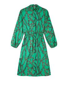 Moves By Minimum Tavla kjole i grøn