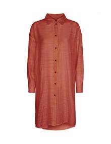 Moves by Minimum Fromm-long skjorte i rose dust