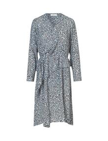 Munthe Haya kjole i blå