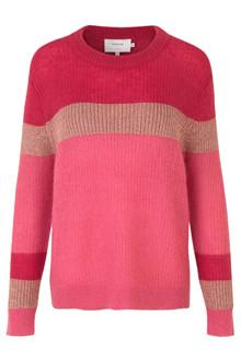 Munthe Hector strik i pink