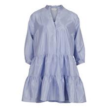 Neo Noir Fame kjole i blå