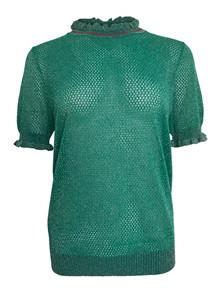 Neo Noir Galina T-shirt  i grøn