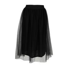 Neo Noir Tanni tylskørt nederdel i sort