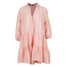 Neo Noir Famy kjole i pink
