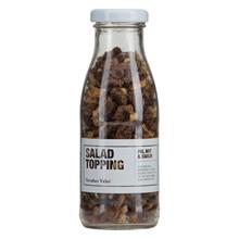 Nicolas Vahé salat topping m. figner, nødder og rosiner