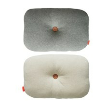 Oyoy Bumble Cushion offwhite og grå