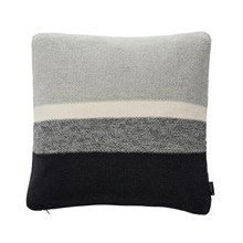 Oyoy Pearl Cushion grå og off-white