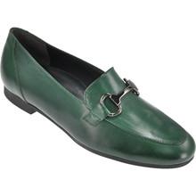 Paul Green loafer med spænde i grøn