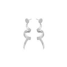 Pernille Corydon Small Loop øreringe i sølv