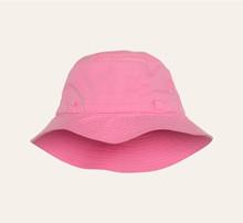 Résumé Melbourne bøllehat i pink