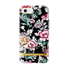 Richmond & Finch iPhone 6/6S, 7, 8 cover Black Floral