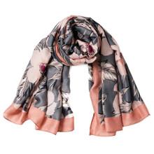 Rosenvinge 615836 tørklæde i blomstret