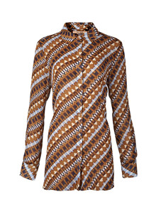 Rue De Femme Maude skjorte i brun