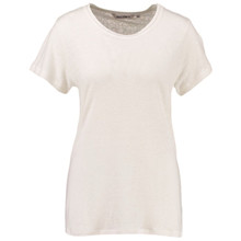 Garcia C70013 Ladies T-shirt i off white