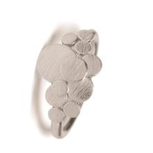Pernille Corydon Multi Coin ring i sølv