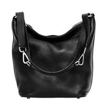 Decadent Small Shoulder Bag  i sort