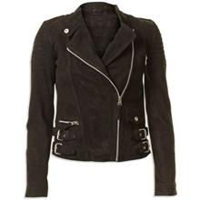 MDK City Biker ruskinds jakke I sort