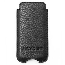 Decadent iPhone 6 sleeve i sort
