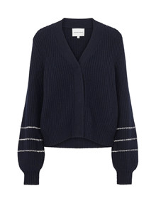 Second Female Emmy cardigan i navy