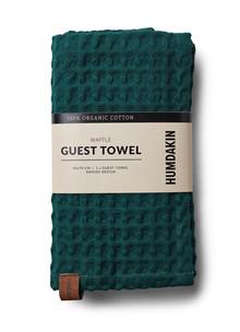 Humdakin gæstehåndklæde i dark wood