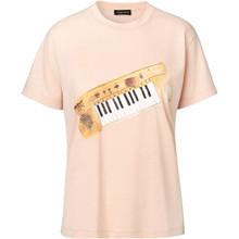 Stine Goya Ohland t-shirt  i rosa