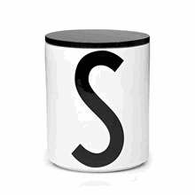 Design Letters XL S Jar