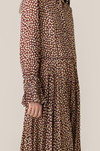 Second Female Anita LS kjole i mønsteret