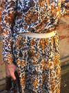 Lollys Laundry Bonny nederdel i blomsterprint