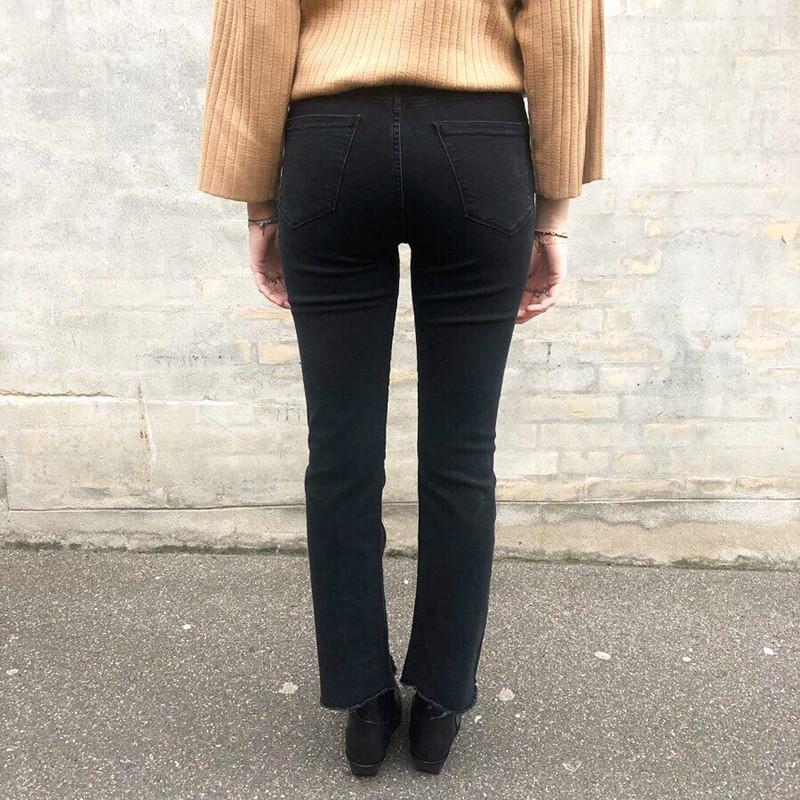 global funk jeans sort
